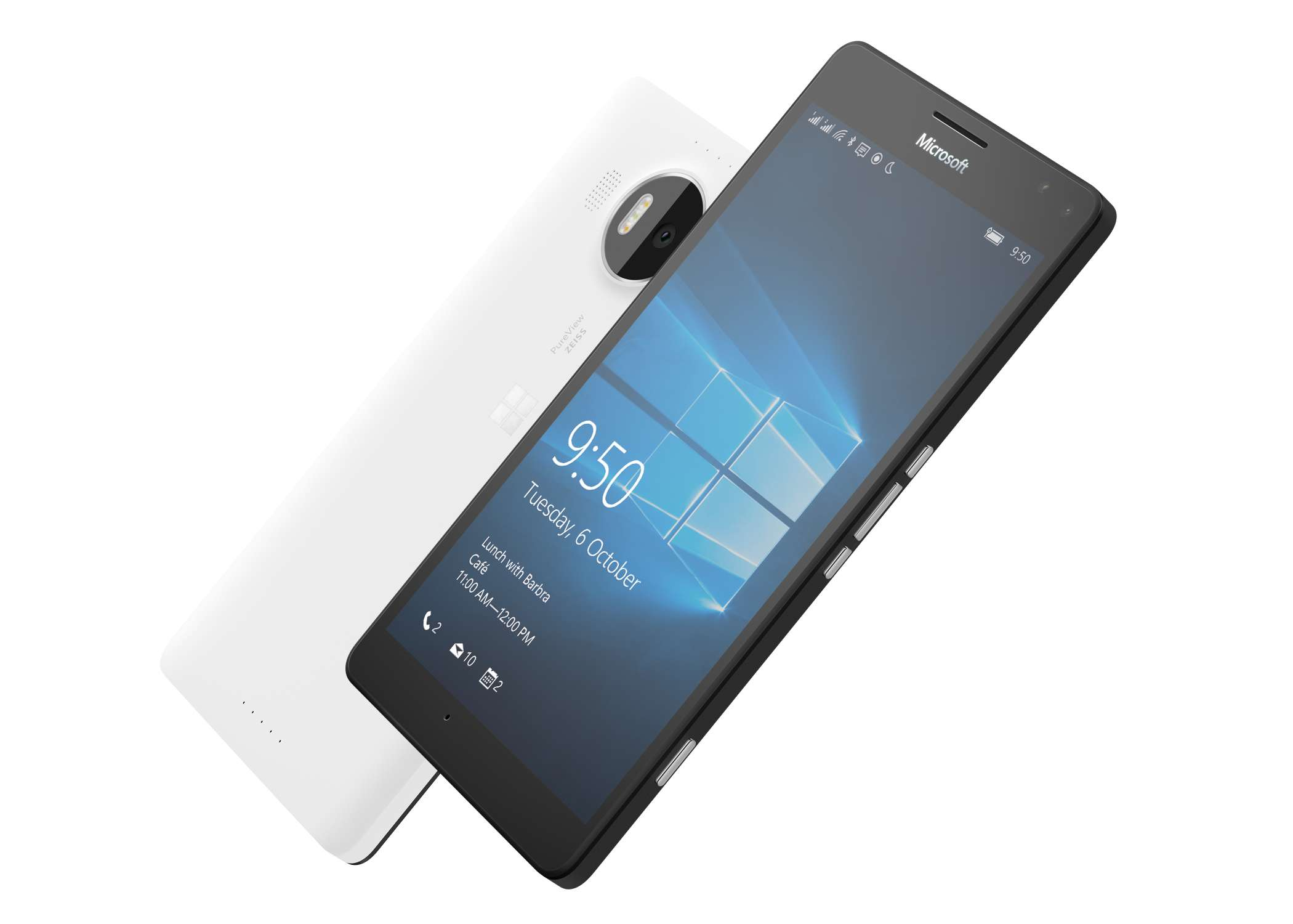 The new Lumia 950.