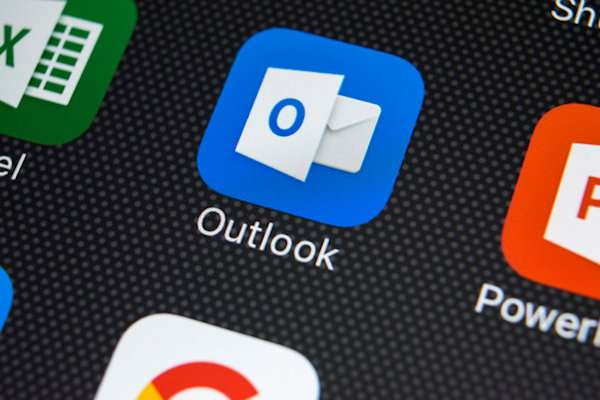 Outlook Time tracking
